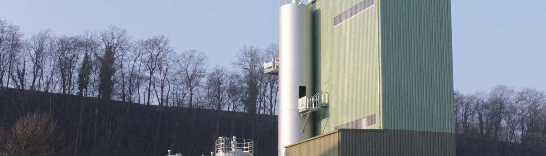 Asphaltwerk Ludwigsburg